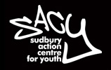 Sudbury Action Centre for Youth Logo